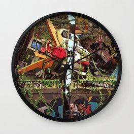 Aftermath Wall Clock
