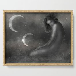 Mother of the Moons Serving Tray