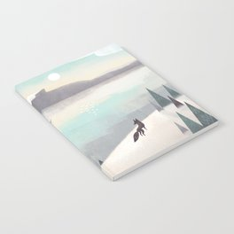 Crater Lake Notebook
