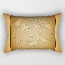 FF6 world of Ruin Rectangular Pillow