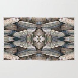Tone Color Blends Rug