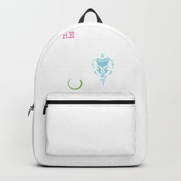 He is able who thinks he is able | Gautama Buddha Backpack