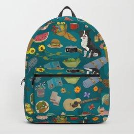 Summer Picnics Backpack