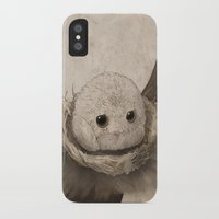 bubble iPhone & iPod Cases featuring Bubble by Mye Lim