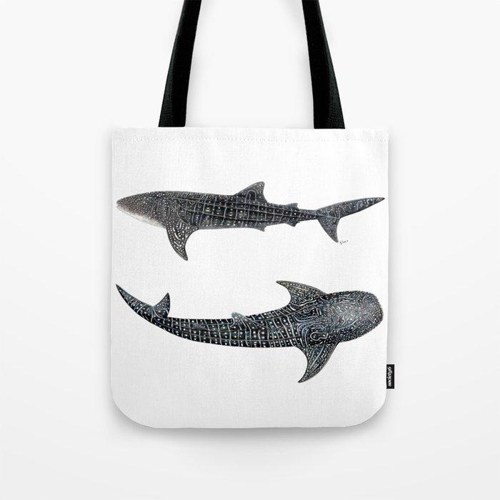 Whale sharks Tote Bag