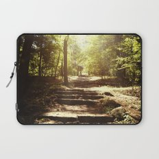 Up the Down Stairs Laptop Sleeve