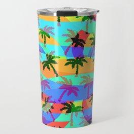 Tropical euphoria Travel Mug