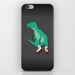 Tyrollersaurus Rex iPhone Skin