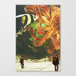 Voyagers Canvas Print