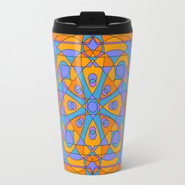 Mandala energía · Glojag Travel Mug