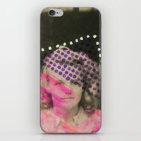 dorothy iPhone & iPod Skins featuring Dorothy by Naomi Vona