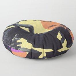 Wash Floor Pillow