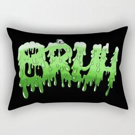 Bruh (Slime Type) Rectangular Pillow