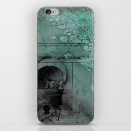 skullard iPhone Skin