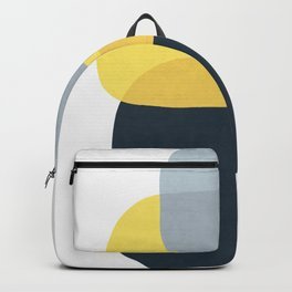 Abstract figures III Backpack