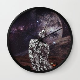 child of the universe. V2 Wall Clock