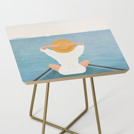 Summer Vacation I Side Table