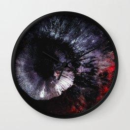 The Eye of the Moon Wall Clock