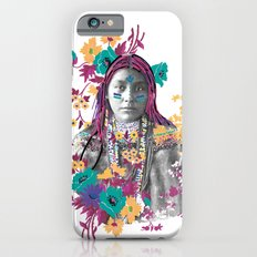 Indian girl iPhone 6s Slim Case