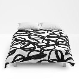 Black Eyeglasses Comforters
