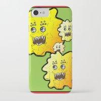 superhero iPhone & iPod Cases featuring Superhero by Paloma Mochales