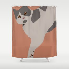 FLOYD Shower Curtain