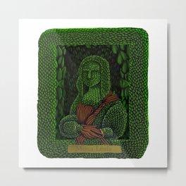 Mona Leafa 2020 Metal Print
