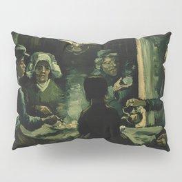 The Potato Eaters by Vincent van Gogh Pillow Sham