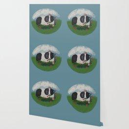 Cute guinea pig Wallpaper