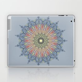 swirl mandala Laptop & iPad Skin