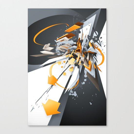 DAIMaround Canvas Print