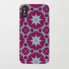 Tie Dyed iPhone X Slim Case