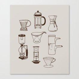 Brew Canvas Print