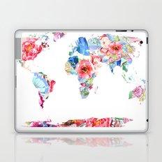 Optimistic World Laptop & iPad Skin