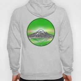 Mount Taranaki New Zealand Hoody