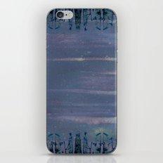 Purple City iPhone & iPod Skin