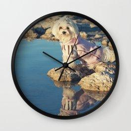El reflejo Wall Clock
