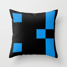 Catface Throw Pillow