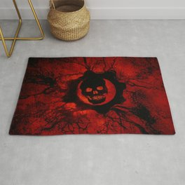 Gears Of War Work Art 002 Rug