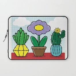 artificial flowers Laptop Sleeve