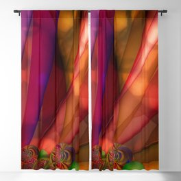 Energized Blackout Curtain