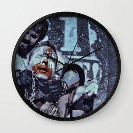 Blood. Mine. Wall Clock