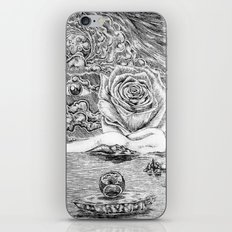 Mundo Perfecto iPhone & iPod Skin
