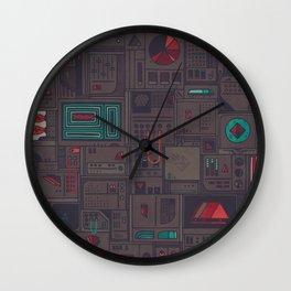 AFK Wall Clock