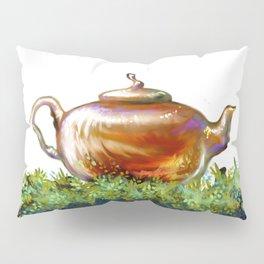 A glass kettle Pillow Sham