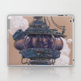 Bubble in the Line Laptop & iPad Skin
