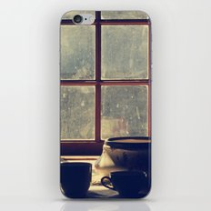 By the window iPhone & iPod Skin