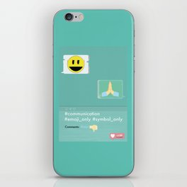 Emoji iPhone Skin