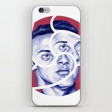 THIAGO iPhone & iPod Skin