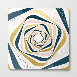 Swirly Vision #society6 #decor #buyart Metal Print